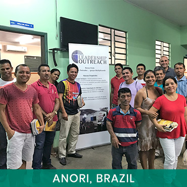 Support A Training Center Where We Go: Anori, Brazil | Leadership Outreach Training Center