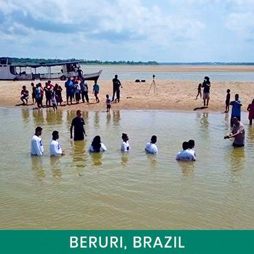 Support A Training Center Where We Go: Beruri, Brazil | Leadership Outreach Training Center