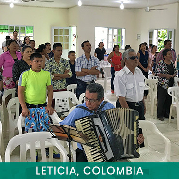 Support A Training Center Where We Go: Leticia, Colombia | Leadership Outreach Training Center