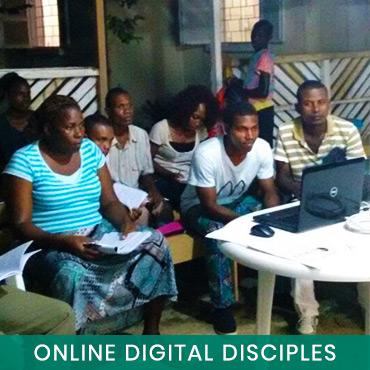 Support A Training Center Where We Go: Online Digital Disciples | Leadership Outreach Training Center